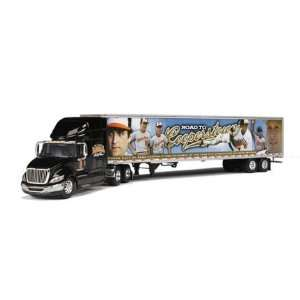 164 DIE CAST CAB AND TRAILER COOPERSTOWN BOUND CAL RIPKEN