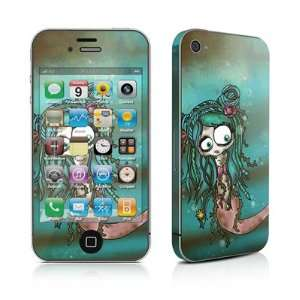 Oil Spill Mermaid Design Protective Skin Decal Sticker for Apple