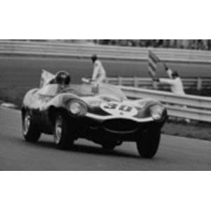 1956 Jaguar Le Mans Cars Racing Films DVD Sicuro