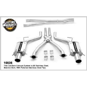 Exhaust Kits   04 05 Cadillac CTS 5.7L V8 (Fits V;MT) Automotive