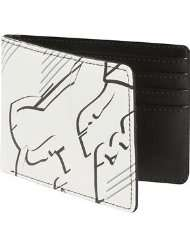 Fox Racing Vanished Wallet   White