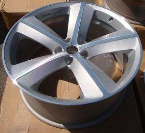 20 08 09 10 Dodge Charger Magnum Alloy rim Wheel Polished