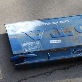 Toyota truck pickup hilux tailgate 73 74 75 76 77 78