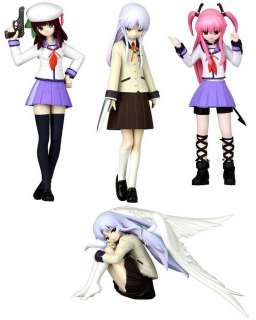 TENSHI ANGEL BEATS ANIME PVC FIGURE YURI BERETTA 92