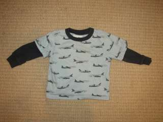 Old Navy Baby Toddler Boy Top Shirt 18 24 Months M 2 2T