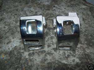 2004 04 YAMAHA ROAD STAR chrome bar switch covers 88962
