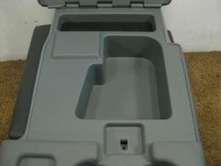 2011 2012 FORD SUPER DUTY SUPERDUTY F 250 F 350 JUMP SEAT CONSOLE