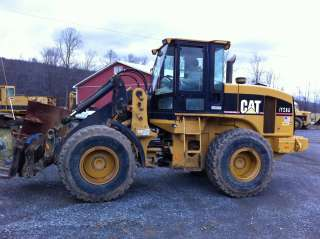 Articulating Wheel Loader IT Cab Heat AC Bucket Forks NICE