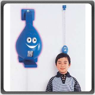 Pull Down Kids Height Measure Gauge Scale Under 170cm