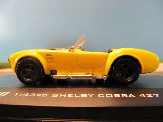 Motor World Diecast Ford Shelby Cobra 427 S/C NIB 143