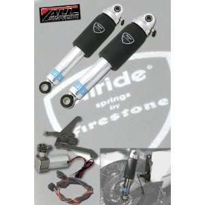 AIR LOGIC LEVELING SUSPENSION AIR RIDE KIT 1986 2008 FLHT