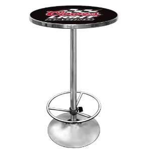 Trademark Coors Light Racing Pub Table, Black Sports