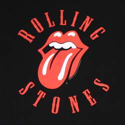 ROLLING STONES TONGUE LOGO Licensed Tee (sz XL) new