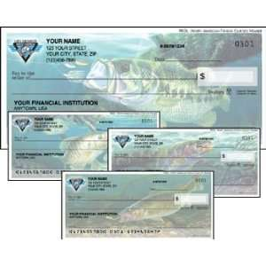 North American Fishing Club   Life Member Personal Checks