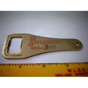 VINTAGE Bavarians Old Style Beer Bottle Opener    Picture