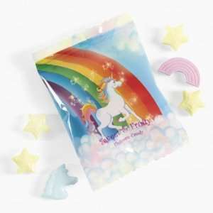 Unicorn Candy Fun Packs   Candy & Grocery & Gourmet Food