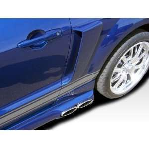 2005 2009 Ford Mustang Duraflex CVX Side Scoops Automotive