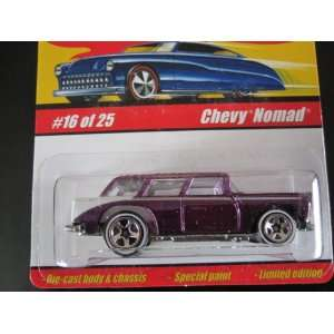 Chevy Nomad (Spectraflame Purple) 2005 Hot Wheels Classics Series 1