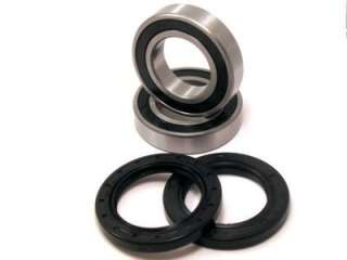 Rear Axle Bearings and Seals Kit Yamaha YT1 175 1982 1983 Tri Moto