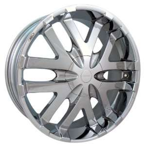 22x9 TSW Claw (Chrome) Wheels/Rims 6x135 (CLAW) Automotive