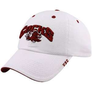 South Carolina Gamecocks White Frat Boy Hat