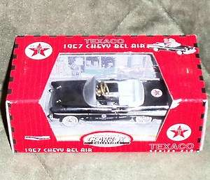 Texaco 1957 Chevy Bel Air Pedal Car Diecast