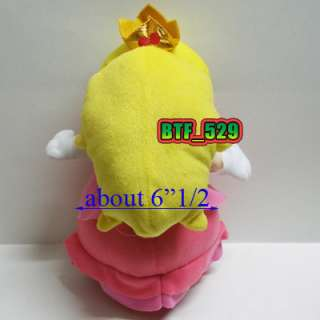 New Super Mario Bros Plush Figure ( 111/2 Princess Peach )
