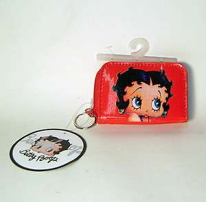 Betty Boop Ladies Girls Wallet Change Purse