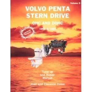 Seloc Engine Manual for 1992   1993 Volvo Penta Engines