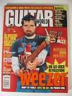 2002 Guitar World TAB Blink 182 Ted Nugent Def Leppard