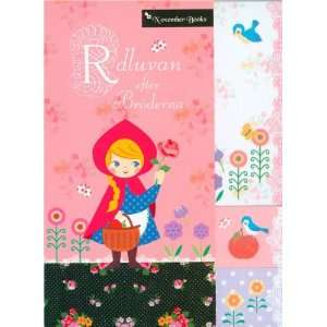 Little Red Riding Hood Post it bookmark stickers bird Toys & Games