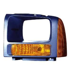 Series Super Duty Driver Side Replacement Parking/Signal Light Unit