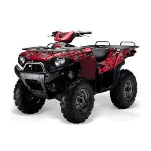 Kawasaki Brute Force 750, 750i ATV Quad, Graphic Kit   Automotive