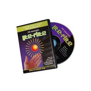 Lite Flite DVD Ball Floating Magic Trick Close Up Easy