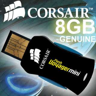 CORSAIR Flash Voyager Mini 16GB Rugged USB Thumb Drive