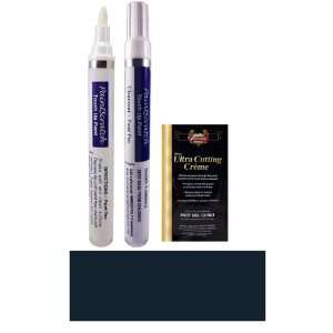 Oz. Midnight Blue Metallic Paint Pen Kit for 2008 Porsche Boxster