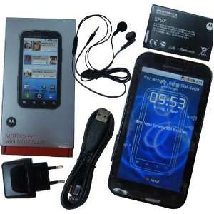 Motorola SM2810AA4H1 Defy MB525 Unlocked Phone with Android