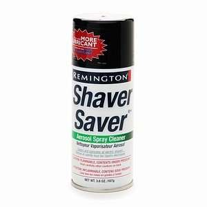 Remington Shaver Saver Aerosol spray Cleaner , Model SP 4 3.8 oz