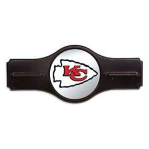 Kansas City Chiefs NFL Team Mirror Cue Stick Rack Sports