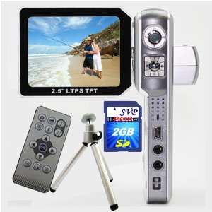 TFT LCD Monitor (Free 2GB High Speed SD Card, a Sturdy Tripod