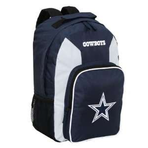 NFL Dallas Cowboys Southpaw Team Color Backpack Sports
