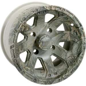 Vision Wheel 12in. Cast Aluminum Type 159 Outback Wheels   Front 159