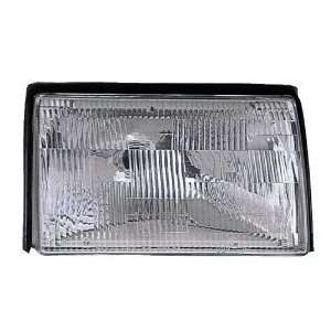 Mustang 5.0 Headlight OE Style Replacment Headlamp Passenger Side New