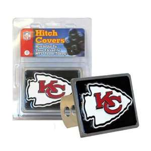 Kansas City Chiefs NFL Hitch Cover