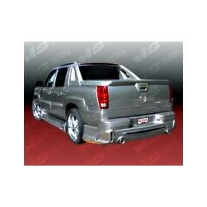 02 06 Cadillac Escalade 4D EXT Outcast Side Skirts (02CAESC4DXTOC 004