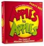 Mattel Apples to Apples Party Box   FUN GAME