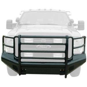 Fab Fours FS11 S2550 1 Ranch Bumper for Ford Super Duty