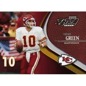 2002 Playoff Piece of The Game 13 Trent Green (Football