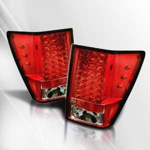Jeep Grand Cherokee 05 06 LED Tail Lights ~ pair set