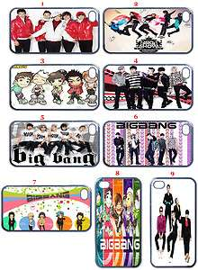 BigBang Big Bang iPhone 4 Hard Case Assorted Style #1